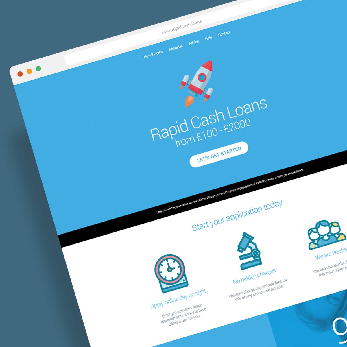 Rapid Cash Loans